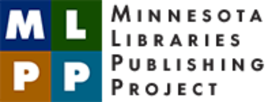 Logo for Minnesota Libraries Publishing Project