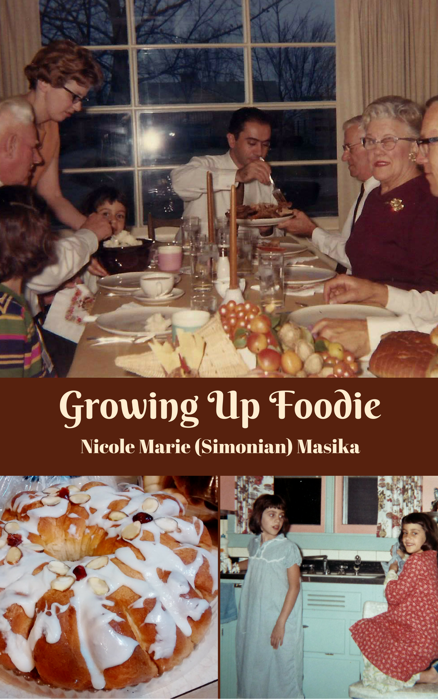 Cover image for Growing Up Foodie