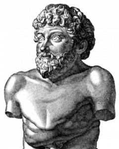 Bust of the fabulist Aesop Date 1885