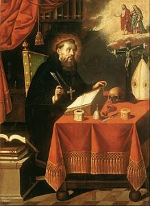 Augustine of Hippo Antonio Rodríguez (1636 - 1691) – Painter