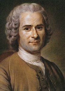 Jean-jacques Rousseau Maurice Quentin de La Tour [Public domain], via Wikimedia Commons