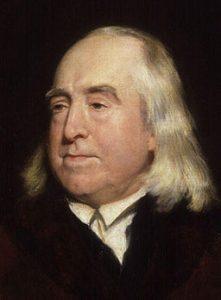 eremy Bentham, by Henry William Pickersgill