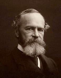 Houghton Library [Public domain], via Wikimedia Commons, William James (January 11, 1842 – August 26, 1910