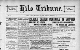 By Hilo Tribune, March 21, 1905 [Public domain], via Wikimedia Commons