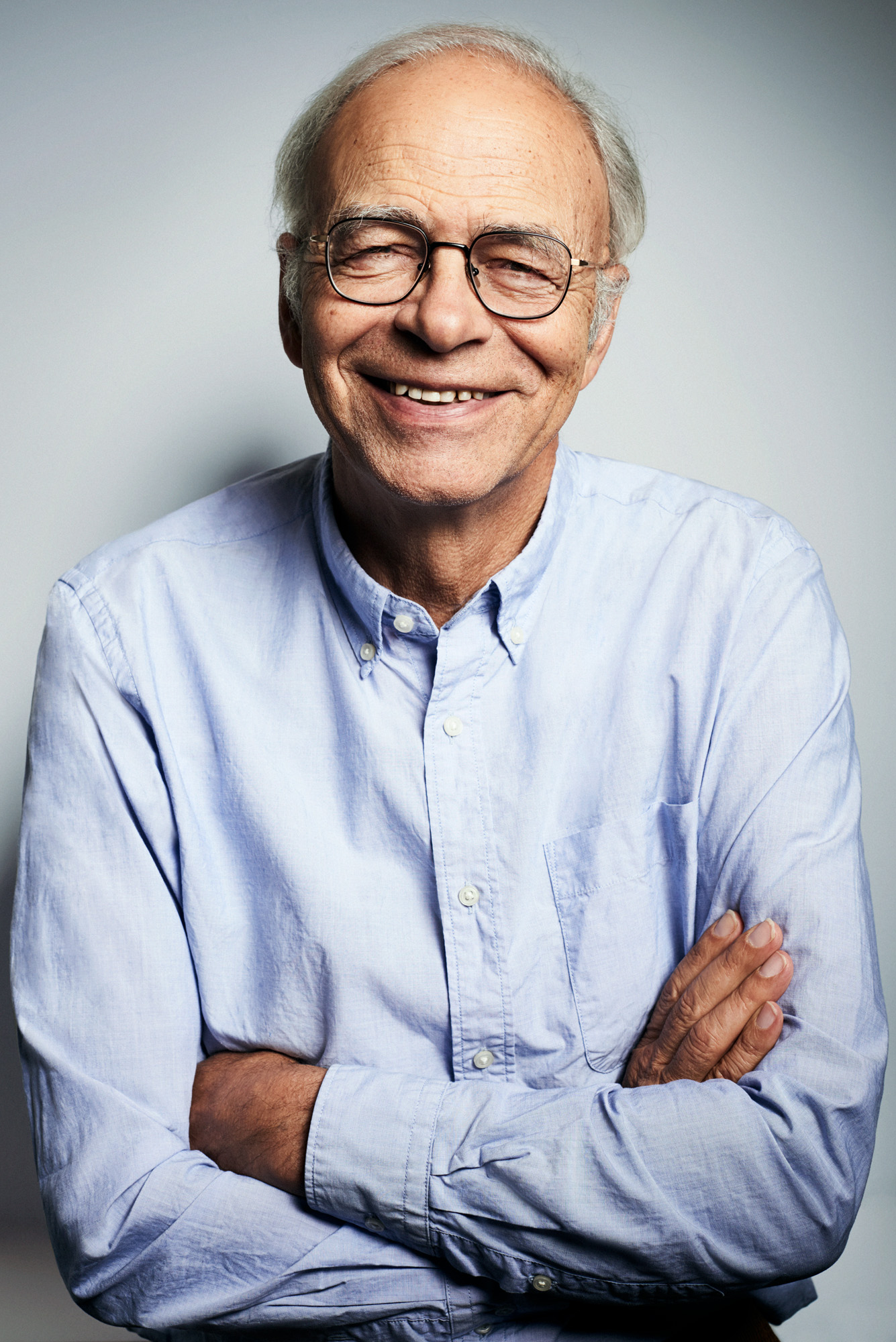 Peter Singer From Tedtalks Words Of Wisdom Intro To