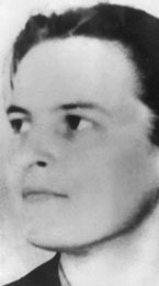 G. E. M. Anscombe as a young woman