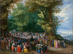Jan Brueghel the Elder [Public domain], via Wikimedia Commons