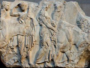Sacrifice_south frieze_Parthenon