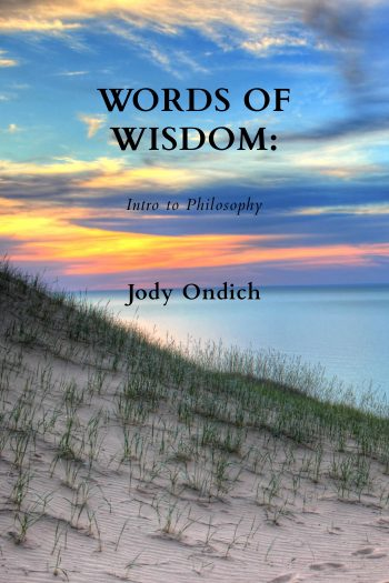 Cover image for Words of Wisdom: Intro to Philosophy