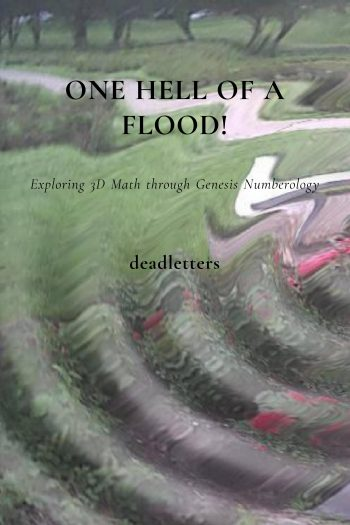Cover image for One Hell of a Flood!: Exploring 3D Math through Genesis Numberology