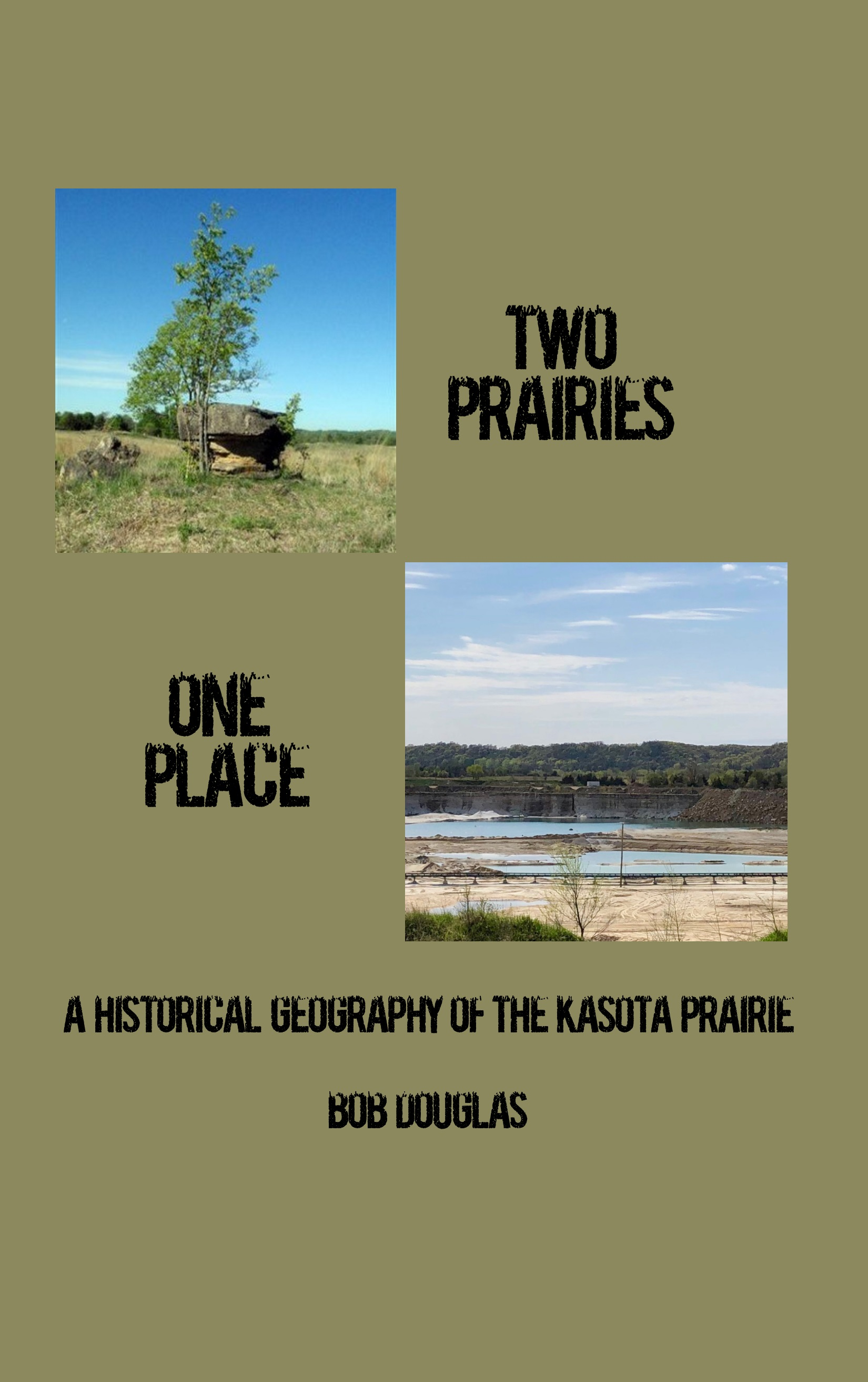 Cover image for Two Praries, One Place