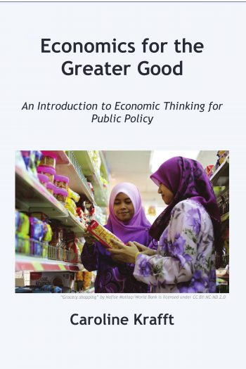 Cover image for Economics for the Greater Good