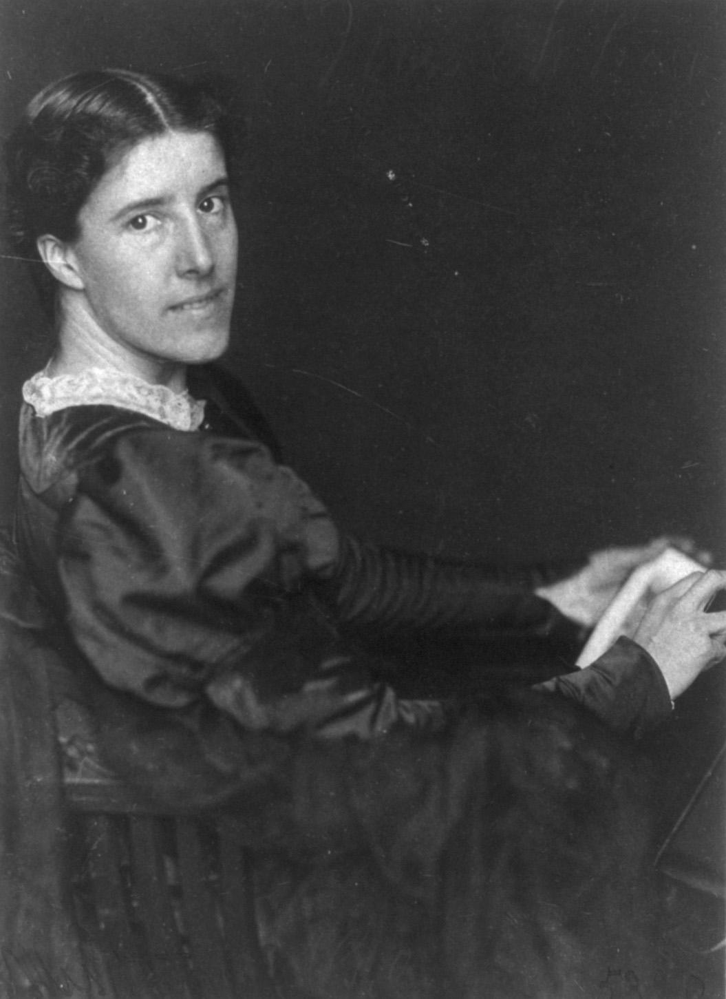 Charlotte Perkins Gilman, ca. 1900