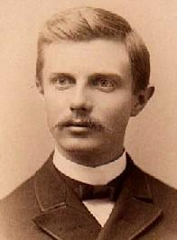 Frederick Jackson Turner, c. 1890