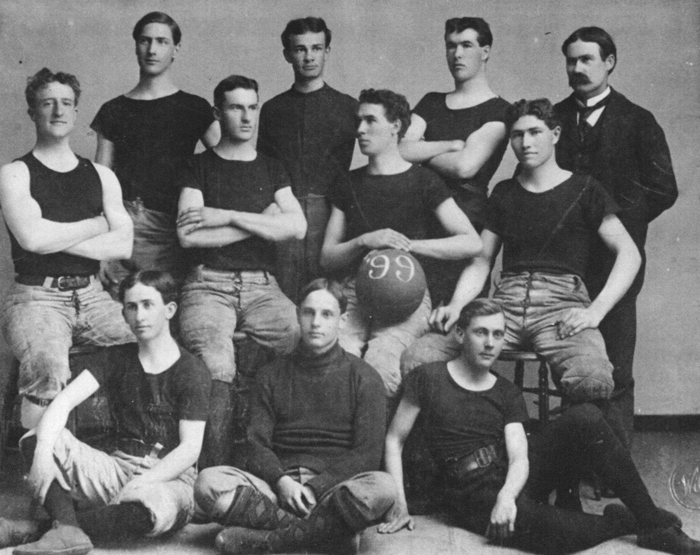 1899 basketball team