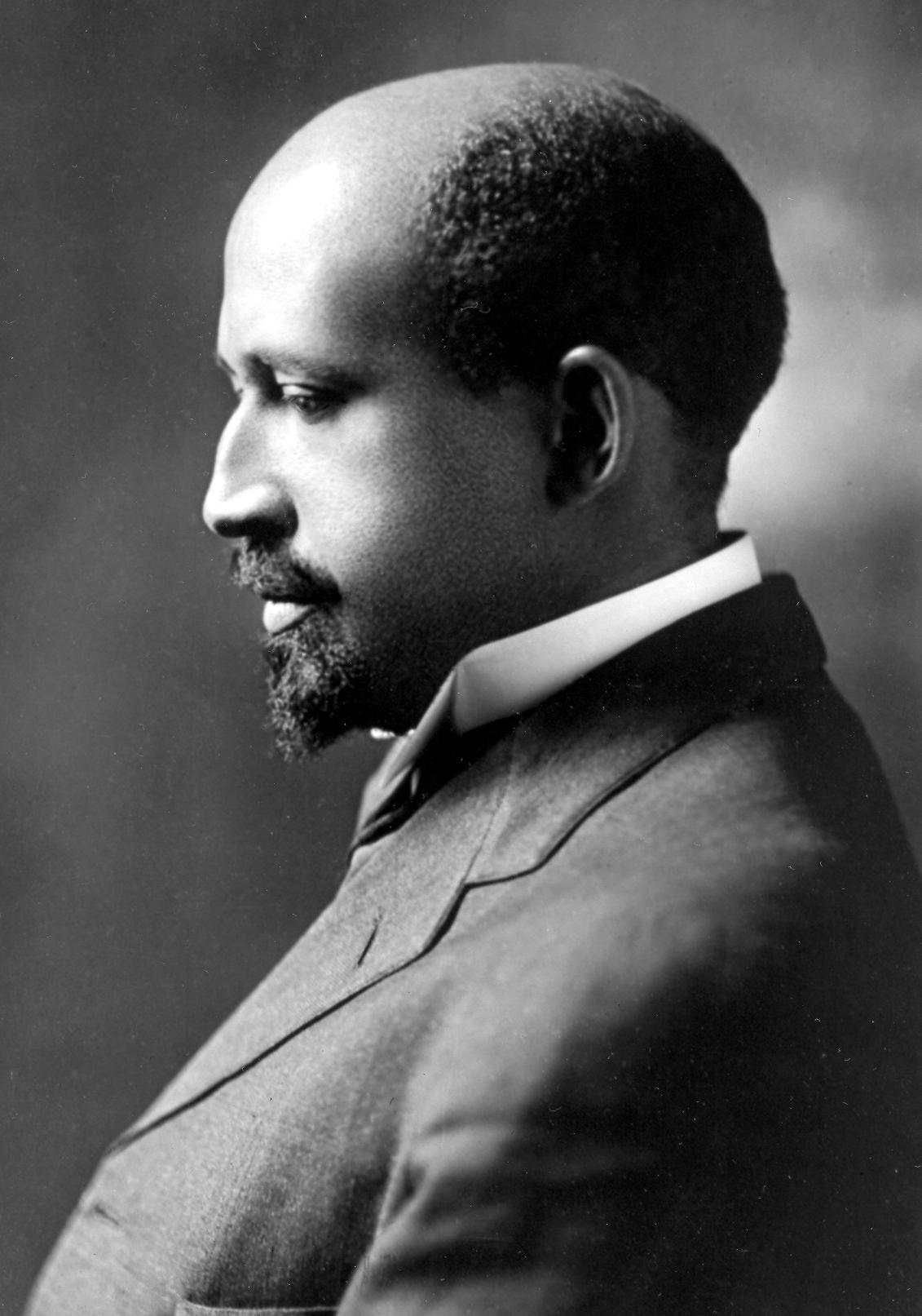 W.E.B. Du Bios, 1911.
