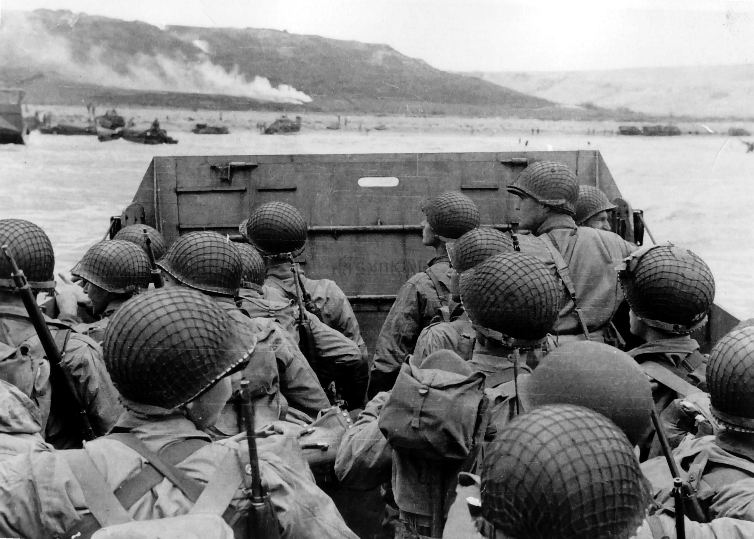 US assault troops