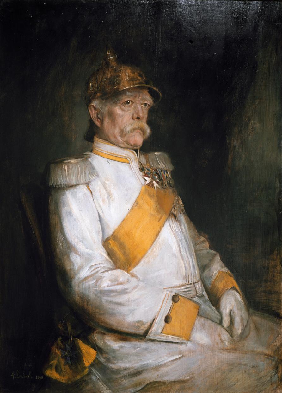 Bismarck in 1890