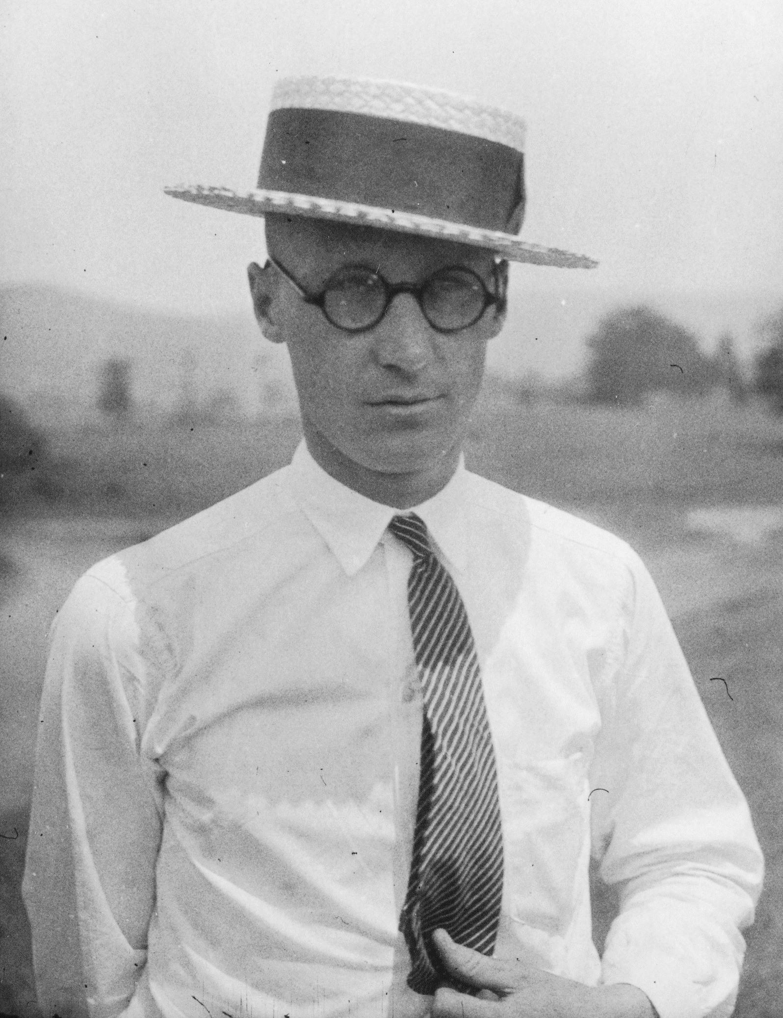 John T. Scopes, 1925