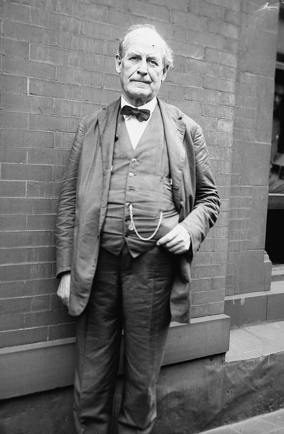 William Jennings Bryan, 1925