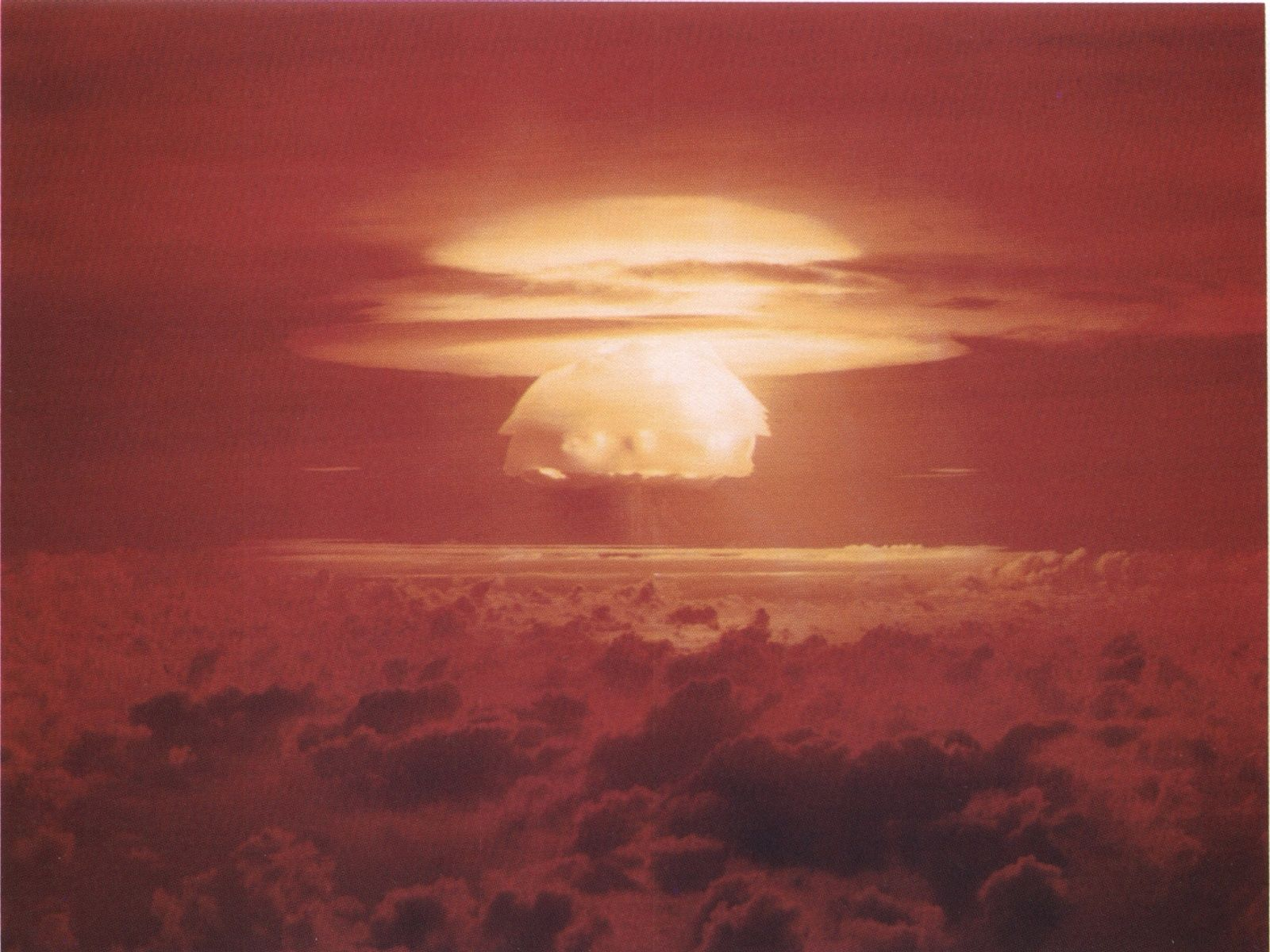 Nuclear weapon test