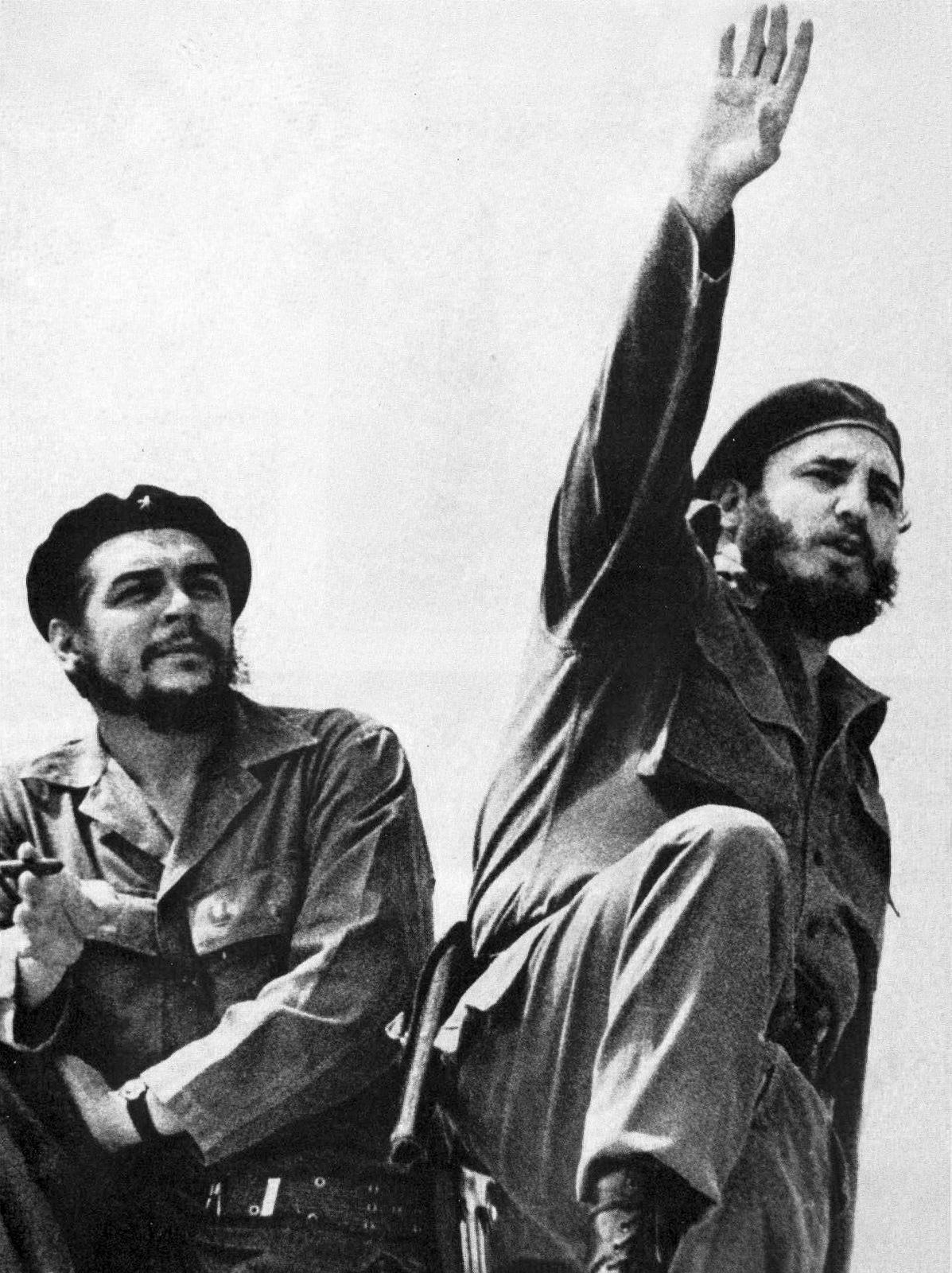 Che and Castro