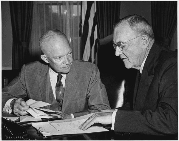 Eisenhower and Dulles
