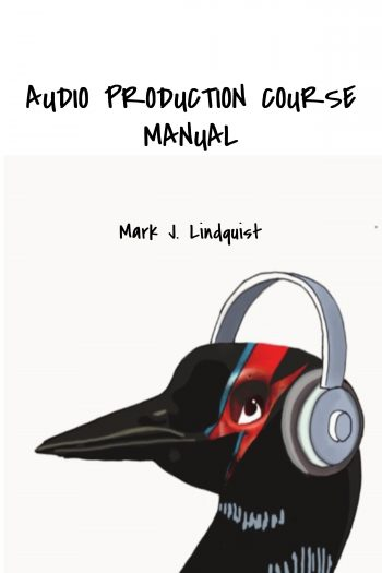 Cover image for Audio Production Course Manual